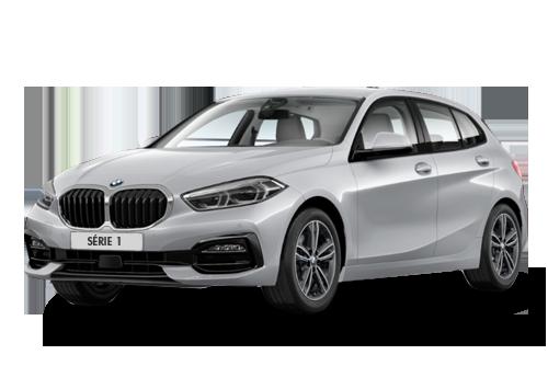 BMW NOUVELLE SERIE 1