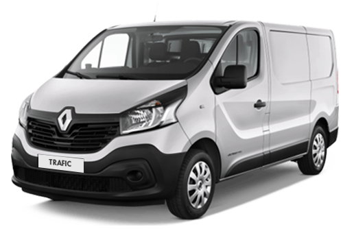 RENAULT TRAFIC FOURGON